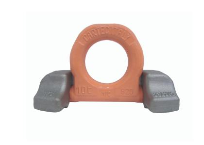 LIFTING RING WELD-ON TYPE DOUBLE BASE