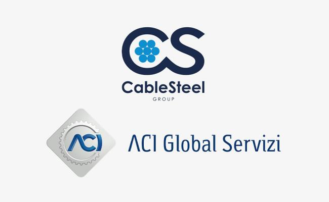 Our CABLES Division is a partner of ACI Global Servizi